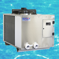 We supply Swimming Pool Heat Pumps