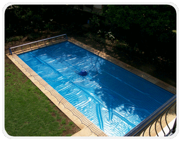 Swimming Pool Safety Net with Cover Float