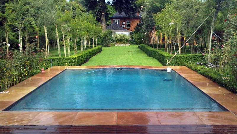 Pool Paving Sandstone