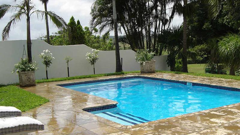 Pool Paving