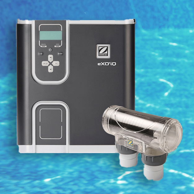 Swimming Pool Salt Chlorinator
