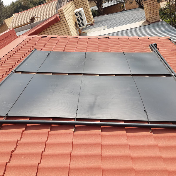 Solar Panels to Heat Pools